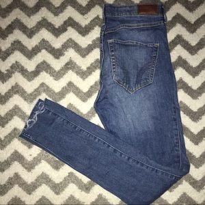 💜Hollister Skinny Jeans